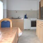 Waldblick - Küche mit Essbereich