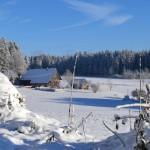 Winterlandschaft Unterfalkenhof