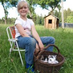 Unsere Kätzchen, beliebt all unseren Gästen