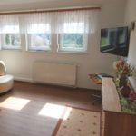 Gartenblick - Wohnzimmer